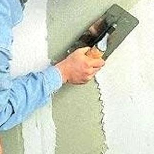 Шпаклевка потолков и стен
