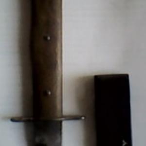 продам боевой нож десантника Люфтваффе