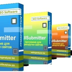 Allsubmitter профессиональная программа для раскрутки сайтов