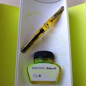 Ручка перьевая Pelikan Classic M205