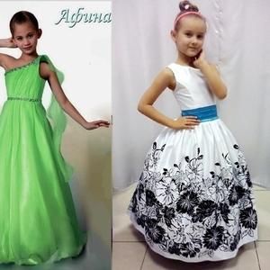 Прокат выпускных платьев в Киеве