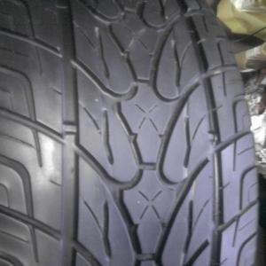 Продам шины зима - лето KUMHO 255 55 R18