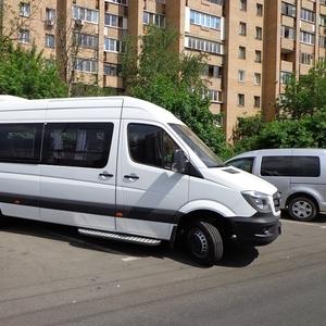 Аренда Мерседес Спринтер Киев на 20 (21) мест