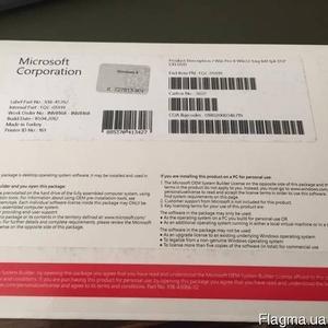 Продам лицензионный Windows 7 Home Basic, 7,   8.1,  10 Professional и т.