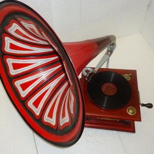 Граммофон начала 20-го века