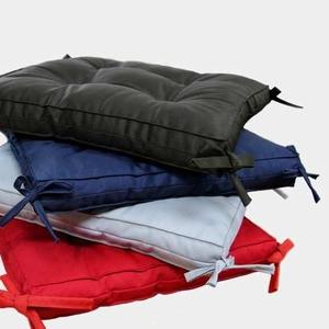 Мягкая подушка на стул 40 на 40 см. от производителя