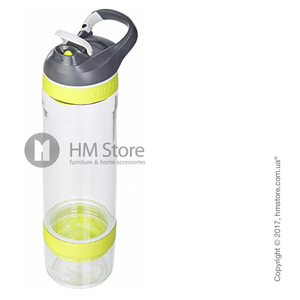 Бутылка спортивная Contigo Lime Cortland Infuser,  770 мл