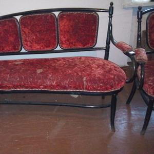 Продам антикварную мебель и картины 19в.