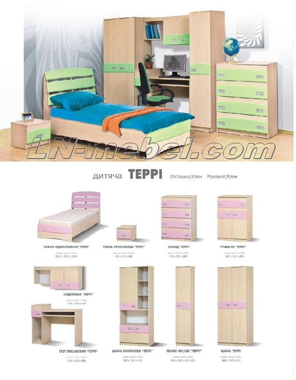 Детская мебель в ассортименте,  двухъярусные кровати                     4