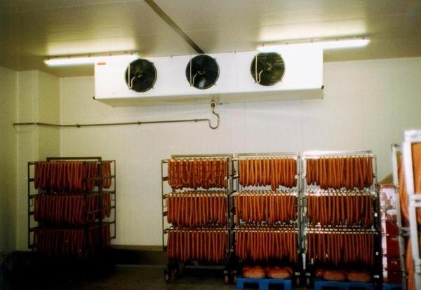 Камеры хранения и заморозки продуктов 2