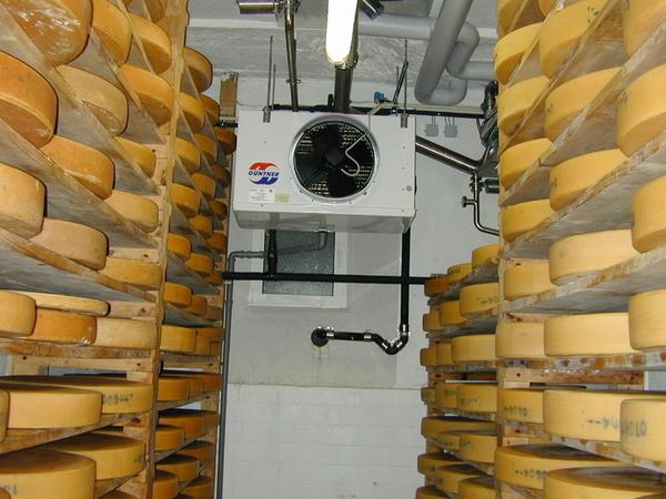 Камеры хранения и заморозки продуктов 7