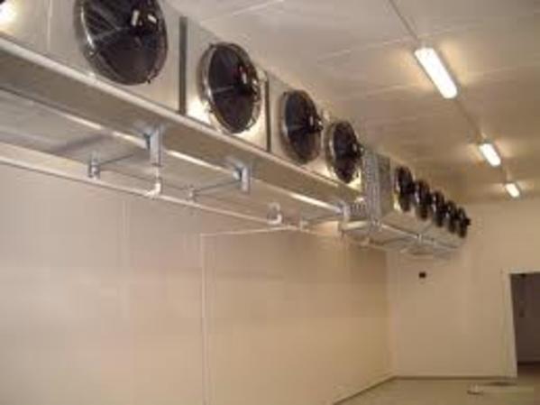 Камеры хранения и заморозки продуктов 12