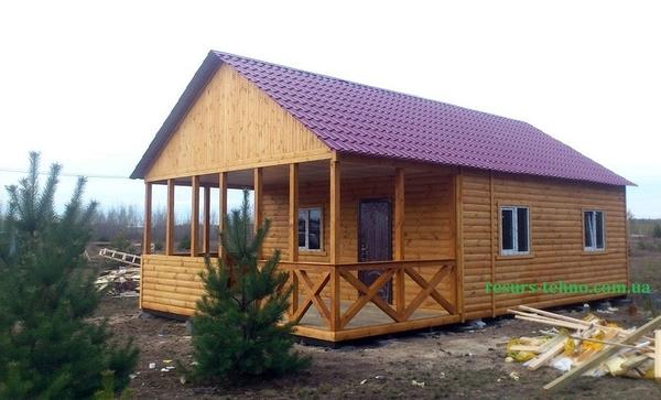 Дачные домики недорого 5