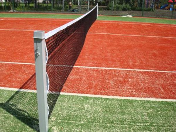 Стойки теннисные