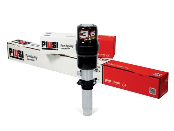 PIUSI P 3.5 ST - пневматический насос  2