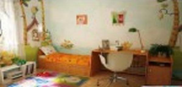 Детская мебель,  кровати-трансформеры LIGHT 2