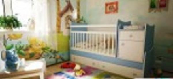 Кровать-трансформер детская CLASSIC 2