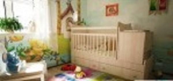 Купить детскую кровать-трансформер SKY 2