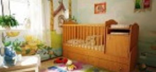 Детская мебель,  кровати-трансформеры LIGHT