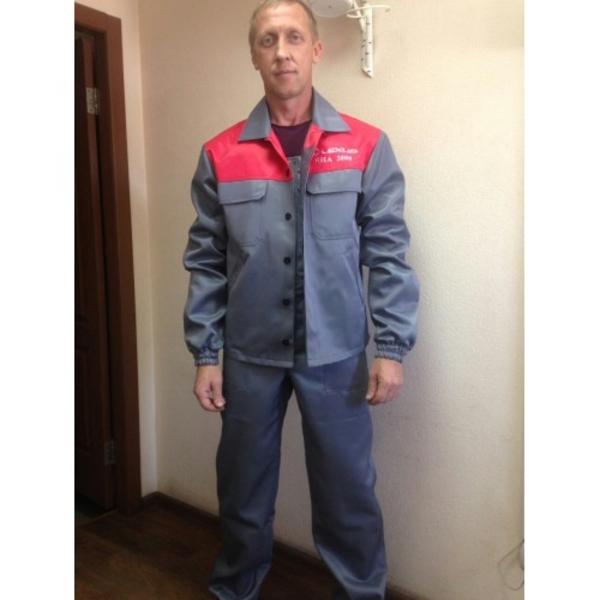 Робочий спецодяг та уніформа для персоналу 7