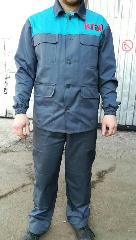 Робочий спецодяг та уніформа для персоналу 9