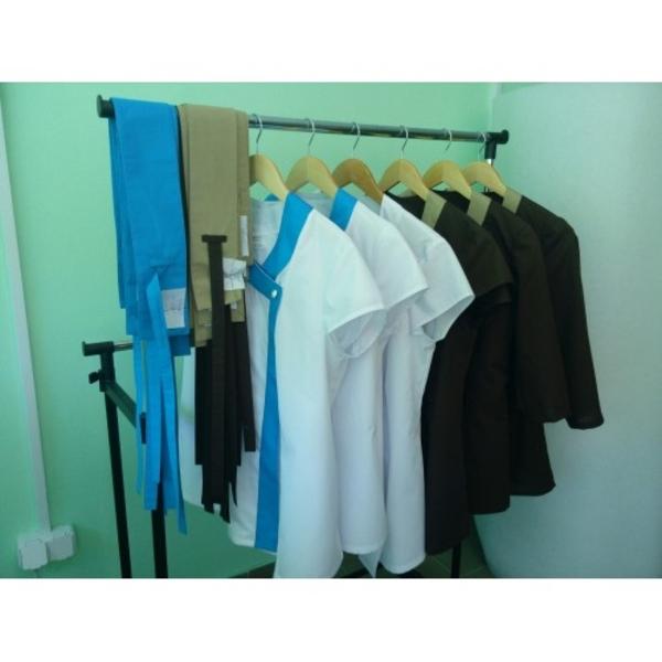 Пошив хитонов,  фартуков,  халатов,  форменных рубашек 8