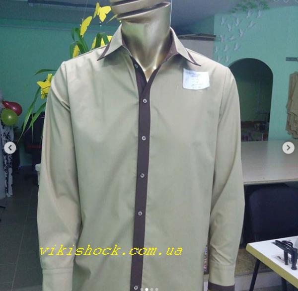 Мужские рабочие рубашки под заказ 2