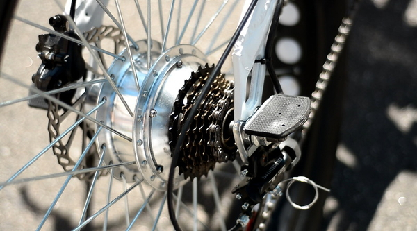 Электровелосипед BMW NEW 2016 8