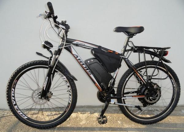 Легкий велосипед с мотором Ardis 48 V 800 W