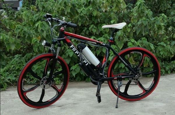 Электрический велосипед Ferrari RD