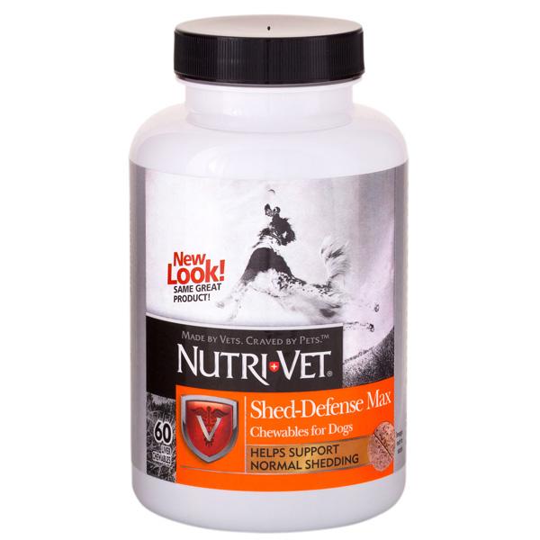 Nutri-Vet Shed Defense НУТРИ-ВЕТ ЗАЩИТА ШЕРСТИ витамины