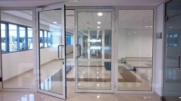 Алюминиевые окна,  двери,  перегородки. Стильные и современные. 2