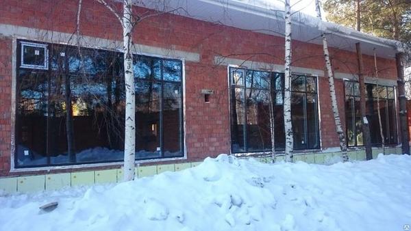 Алюминиевые окна,  двери,  перегородки. Стильные и современные. 6