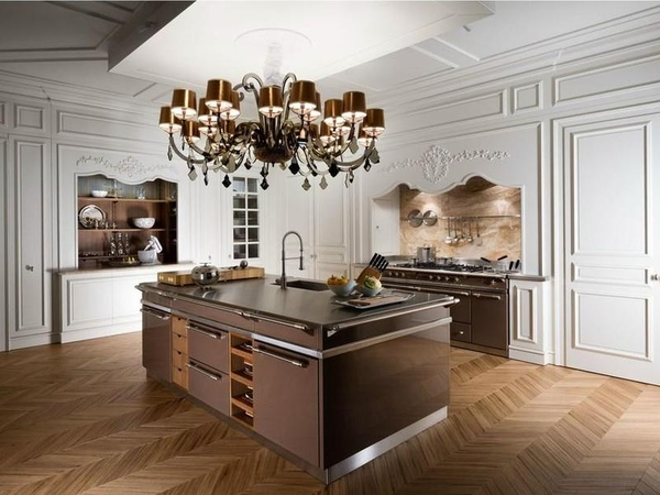 Кухни фабрика L'Ottocento в Киеве,  Одессе,  Днепре