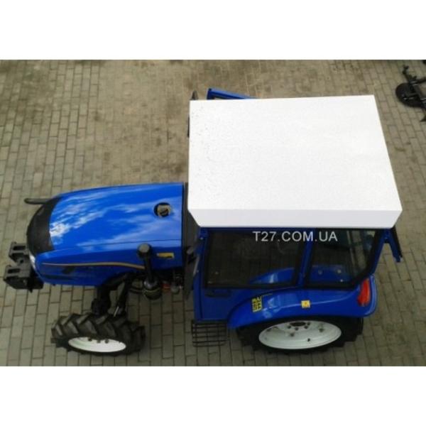 Мини-трактор Dongfeng-244C с кабиной,  сделанной в Украине  4
