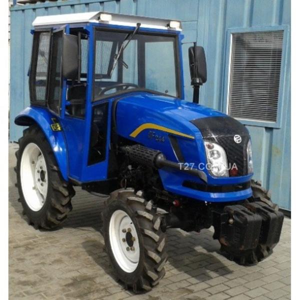 Мини-трактор Dongfeng-244C с кабиной,  сделанной в Украине  5