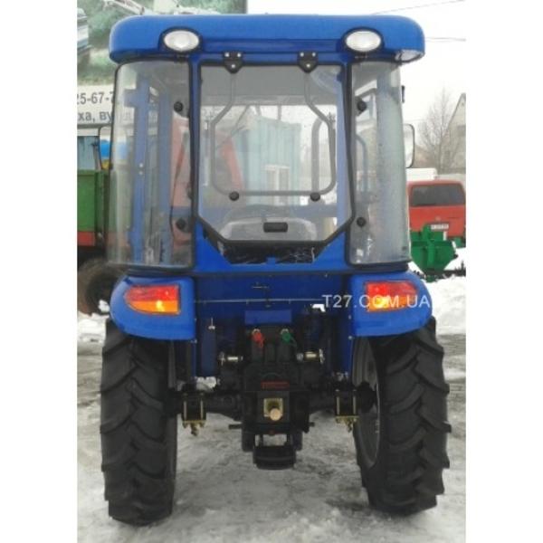 Мини-трактор Dongfeng-244C (Донгфенг-244К) с обновленной кабиной  6