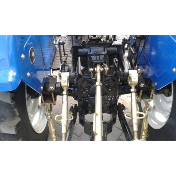 Мини-трактор DongFeng-244 (ДонгФенг-244) с широкой резиной  3