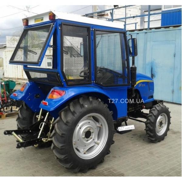 Мини-трактор Dongfeng-354C с кабиной,  сделанной в Украине  2
