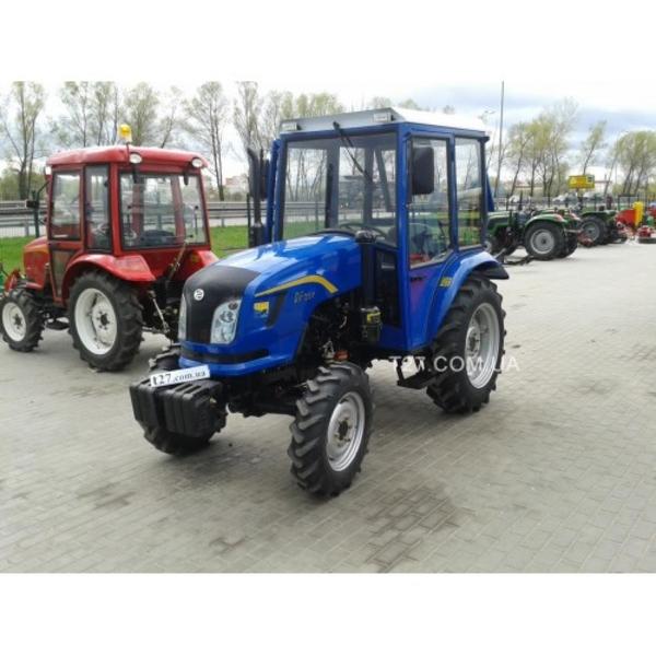 Мини-трактор Dongfeng-354C с кабиной,  сделанной в Украине  5