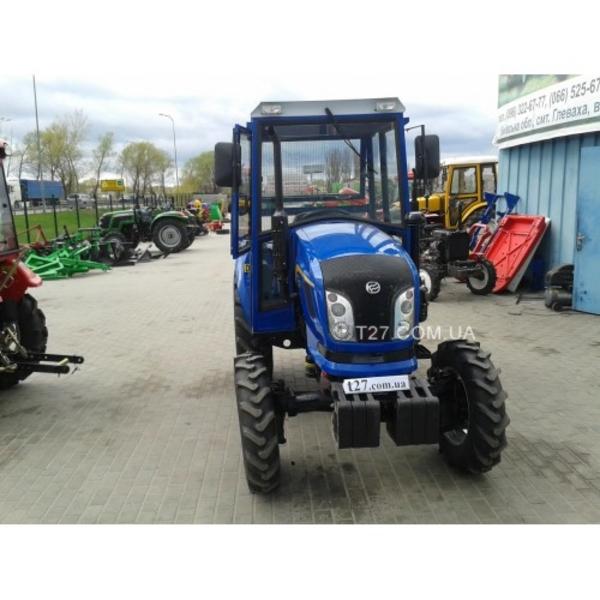 Мини-трактор Dongfeng-354C с кабиной,  сделанной в Украине  7
