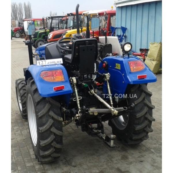 Мини-трактор Dongfeng-354 (Донгфенг-354) 4-х цилиндровый  9