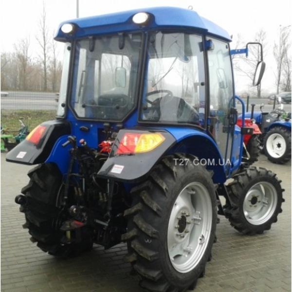 Трактор DongFeng-504 (Донгфенг-504) с кабиной  3