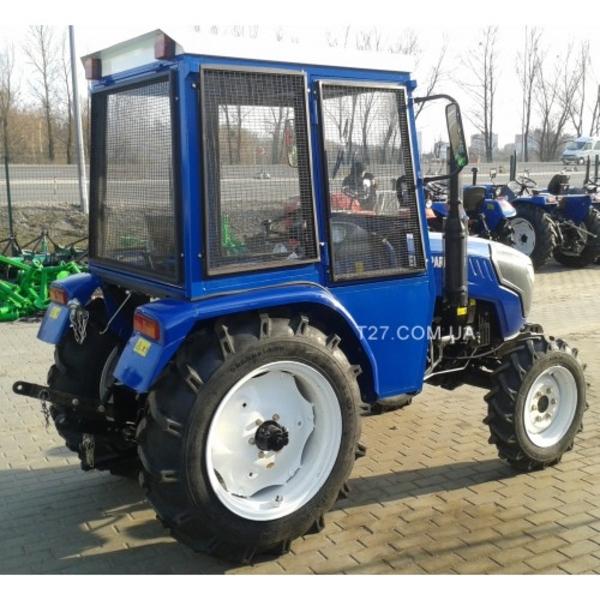 Мини-трактор Foton/Europard TE-354 (Фотон-354) с украинской кабиной  2