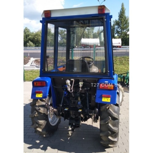 Мини-трактор Foton/Lovol-244 (Фотон-244) (реверс,  широкие шины) с каби 5