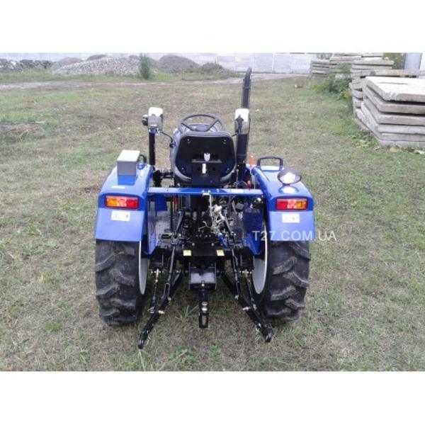 Мини-трактор Foton/Europard TE-354 (Фотон-354) Новинка!  3