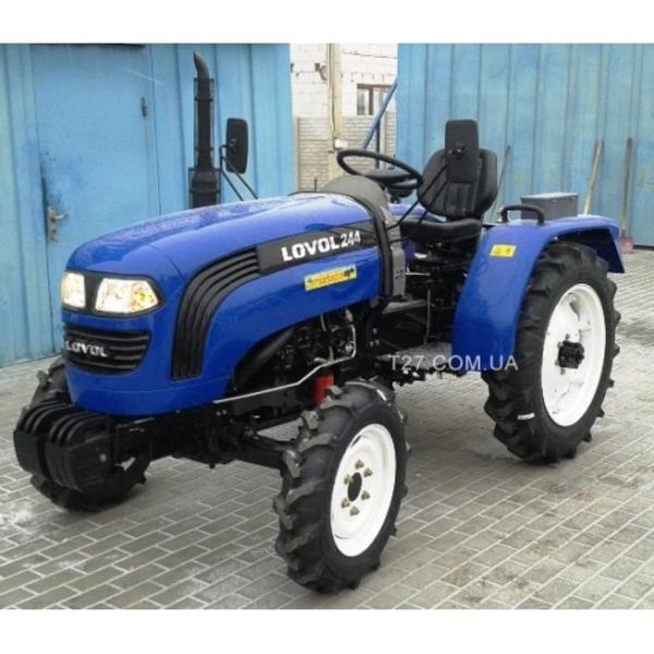 Мини-трактор Foton/Lovol TE-244 (Фотон-244)  2