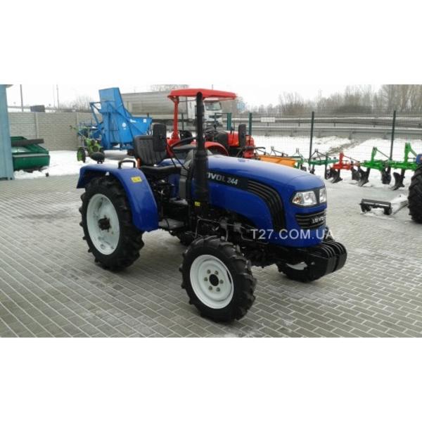Мини-трактор Foton/Lovol TE-244 (Фотон-244)  3