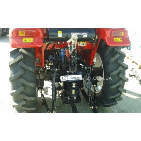 Трактор Lovol TB-454 (Фотон-454) с кабиной и реверсом  4