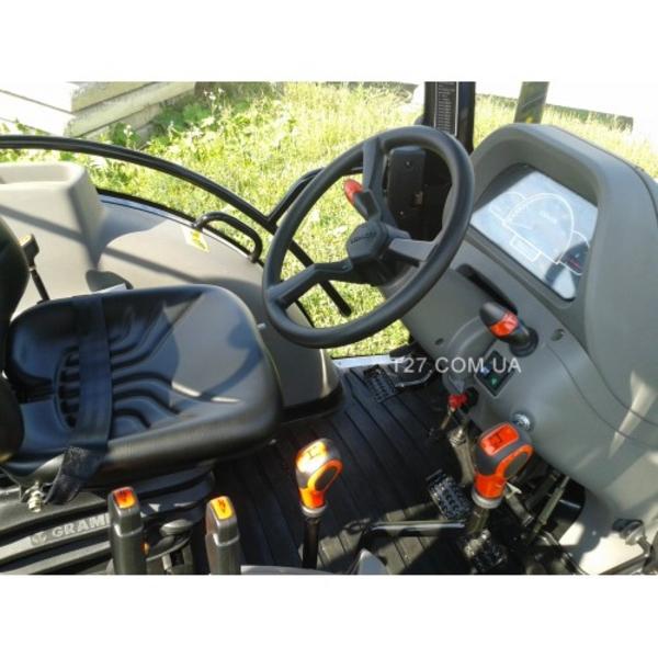 Трактор Foton/Lovol Euro TB-504 (Фотон-504) с кабиной и реверсом  4